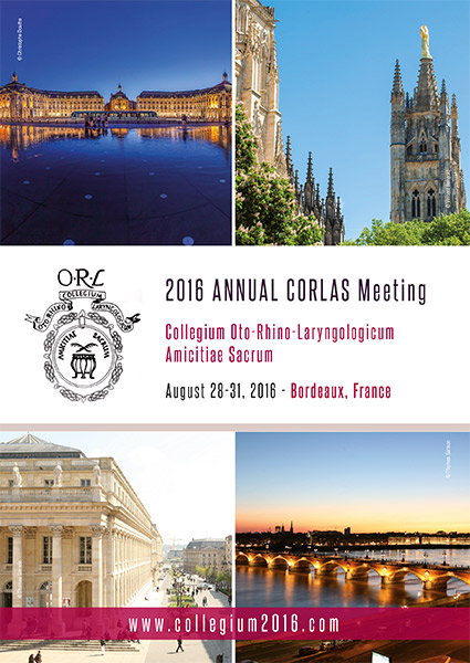 CORLAS MEETING 2016
